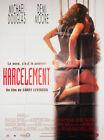 Affiche 120x160cm HARCÈLEMENT (1995) Michael Douglas, Demi Moore TBE