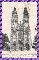 CPA 37 - Tours - la cathedrale