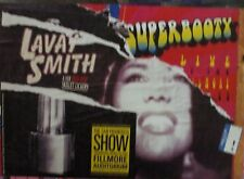 Lavay Smith & Skillet Lickers Fillmore Poster Superbody Original Bill Graham