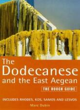 The Dodecanese and the East Aegean: The Rough Guide (Rough Guide Travel Guides)