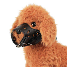 Adjustable Pets Dog Muzzle Basket Anti-bite Barking Stop Mouth Cover Safety