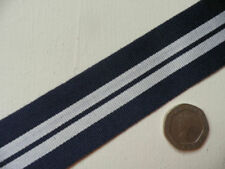 DSM [the distinguished service medal] replacement medal ribbon, x 1 Metre