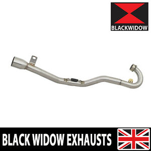 Exhaust Downpipe Headers QML125GY-2B Fits Lexmoto & Pulse Adrenaline 125