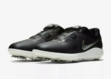 Nike Men's Vapor Pro BOA Golf Black Grey Size 9.5 Uk  44.5 Eu [AQ1790-001]