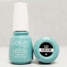 Gelaze China Glaze LED UV Gel Nail Color Polish 0.5 oz - For Audrey 81625