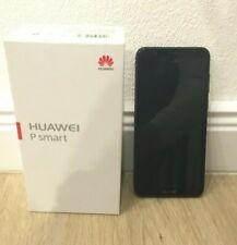 Huawei P Smart FIG-LX1 - 32GB - Schwarz (Ohne Simlock) Dual Sim Smartphone