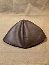 Medieval Arming faux leather Cap Cosplay Costume Larp Sca helmet liner