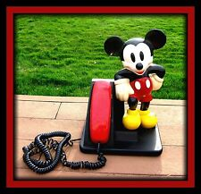 Collectable VINTAGE MICKEY MOUSE  TELEPHONE AT&T