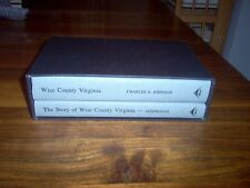 2 Volume History of Wise County, Virginia
