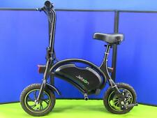 Jetson Bolt Pro Folding Electric Bike Untested No Charger for Parts