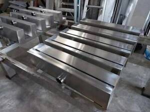 Stainless steel fountain trough grade 304 Does not rust 60 cm