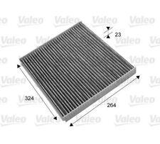 VALEO Filter, interior air CLIMFILTER PROTECT 715671