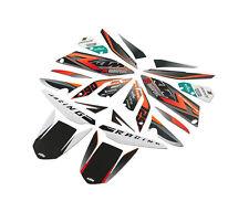 KTM GRAPHIC KIT RACE 2014-2016 1290 SUPERDUKE R BLACK AB ORANGE A  61308999000