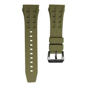 Premium Military Silicone Rubber Watch Band Strap For TSAR Bomba Watch Watches