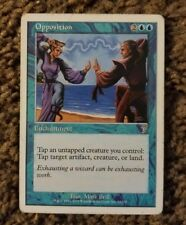 Opposition ~MTG~ LP ~7th Edition~