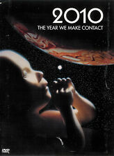 2010: The Year We Make Contact ~ Roy Scheider ~ DVD WS FS ~ FREE Shipping USA