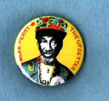 Lee Perry Badge. Upsetters.