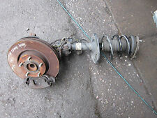 TOYOTA AVENSIS 2.0 D4D 2010 O/S/F DRIVER SIDE FRONT SUSPENSION LEG