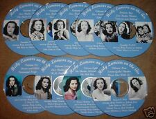 HEDY LAMARR on the air - Vintage Radio Shows OTR-CDs