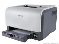 Samsung CLP-300N Network Laser Printer