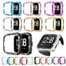 For Fitbit Versa Lite Watch Crystal Full Screen Protector Frame Case Cover 2019