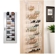 36Pair Over-The-Door Shoe Rack Wall Hanging Closet Organizer Storage Stand
