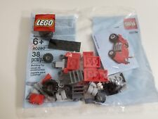 LEGO 40280 May 2018 Red TRACTOR Polybag