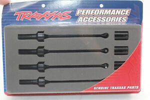 Traxxas 8996X Cvd Drive Shaft Set Complete For / Widemaxx Maxx New IN Boxed