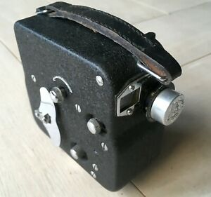 PATHESCOPE 9.5mm MOTOCAMERA TYPE H Case & Accessories