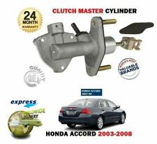 FOR HONDA ACCORD 2.0 2.2 CTDI 2.4 + ESTATE 2003-2008 NEW CLUTCH MASTER CYLINDER