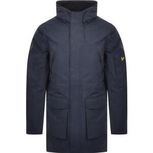 Lyle & Scott Panelled Jacket Dark NAVY RRP £149.99 UK Size XXLARGE/2XL Brand NEW