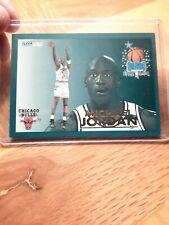 Michael Jordan all-star weekend 92-93 fleer No. 6 card.