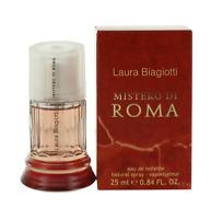 Mistero Di Roma by Laura Biagiotti For Women EDT Perfume Spray 0.64oz New in Box