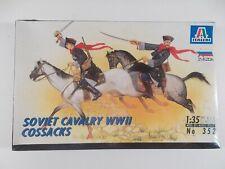 Italeri 1/35 No. 352 Soviet Cavalry WWII Cossacks Sealed NIB