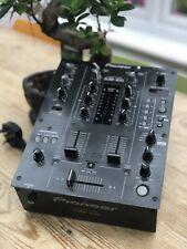 Pioneer 2 Channel DJ Mixer DJM-400 Great conditions