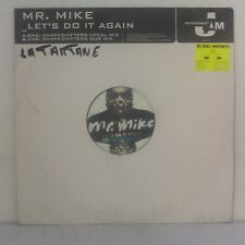 """Mr. Mike – Let's Do It Again (Shapeshifters Remix) (Vinyl 12"""", Maxi 33 Tours)"""