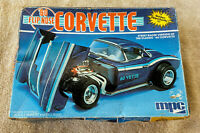 Vintage 60' Corvette Model MPC 1960 Flip Nose 1/25 Scale Factory Sealed Classic