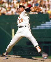 "Jim Palmer Baltimore Orioles MLB Action Photo (8"" x 10"")"
