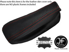 RED STICH LEATHER EMERGENCY E BRAKE BOOT SKIN COVER FITS BMW E36 E46 M3 91-05
