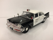 Plymouth Savoy Police Cars of the World Series 1:43 scale