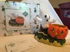 "Charming Tails ""You Have A Boo Tiful Glow"" Signed By Dean Griff Nib"