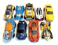 LOT of 9: HOT WHEELS Vehicles * Fair Condition * Combine Shipping!