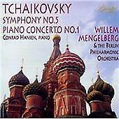 Mengelberg : Piano Concerto 1/Bpo CD
