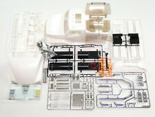 *NEW TAMIYA FORD AEROMAX 1/14 Body Plastics Kit White TV