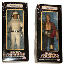 HTF 2013 BUCK ROGERS & TIGER MAN in the 25th Century by ZICA TOYS_ NRFB