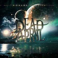 DEAD BY APRIL ‎– WORLDS COLLIDE (NEW/SEALED) CD