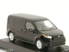 FORD TRANSIT CONNECT BLACK V408 GREENLIGHT 1/43 Ref 86045