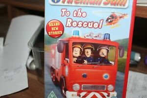 Fireman Sam - To The Rescue! (DVD, 2005)used