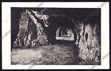 GORIZIA MONTE SAN MICHELE 04 GALLERIA 1a GUERRA Cartolina viaggiata 1929
