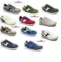 Scarpe Sneakers Uomo Da Passeggio Ginnastica Corsa Sport Jazz Ormax